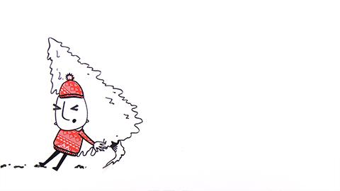 video kerst