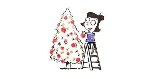 Kerstvideo maken